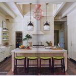 kitchen-cabinets-in-canton-ga-cream-kitchen-blush-island-lime-seat cushions