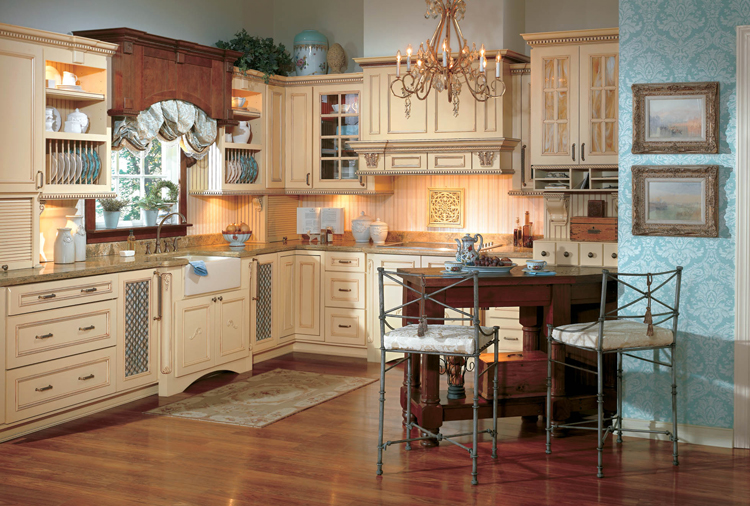 Wellborn Kitchen Cabinet Gallery | Kitchen Cabinets Canton, GA